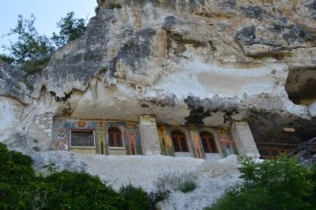 Basarbovo Rock Monastery