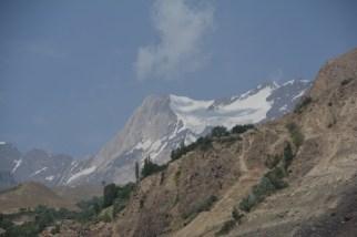 Afghan mountains/Montagnes afghanes