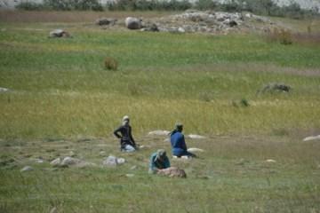 Pamir highway: M41/La route de Pamir M41