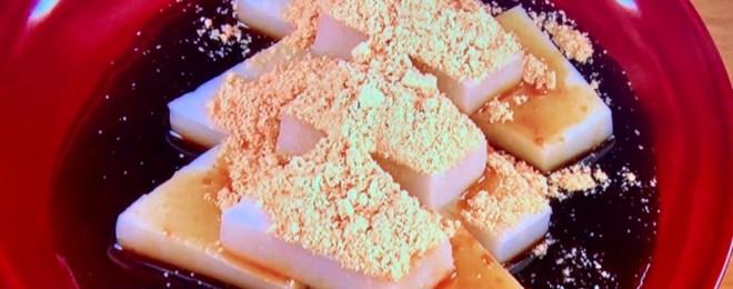 東京駅お土産ランキング1位のくず餅!亀戸の船橋屋【カンブリア宮殿】
