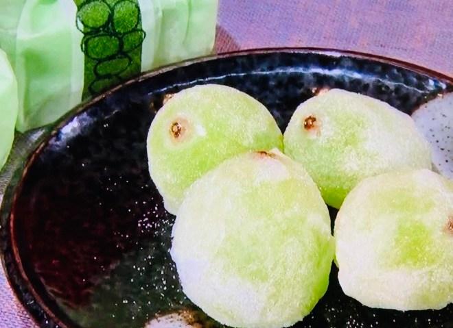 旬果瞬菓 共楽堂「ひとつぶのマスカット」