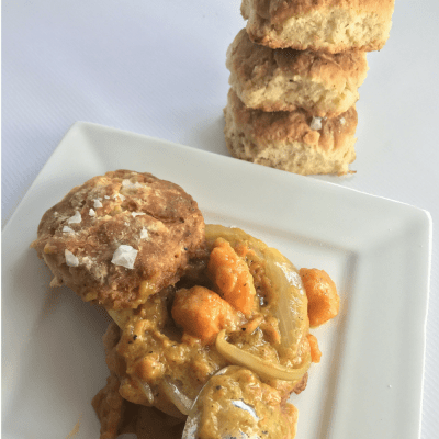 Vegetarian Southern Sweet Potato Gravy