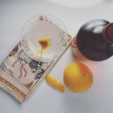A Season of Opportunity Blood Orange Aperitif