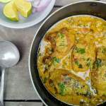 Kuku wa kupaka (Chicken in Coconut Sauce) Kenya