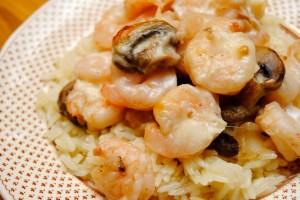 Shrimp bake 3