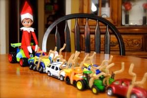 17 - Reindeer Cars