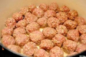Salisbury Meatballs8