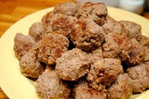 Salisbury Meatballs7