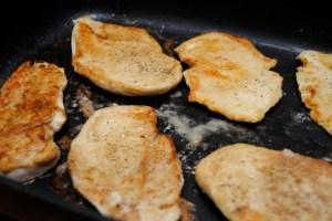 Savory Mushroom Asiago Chicken3