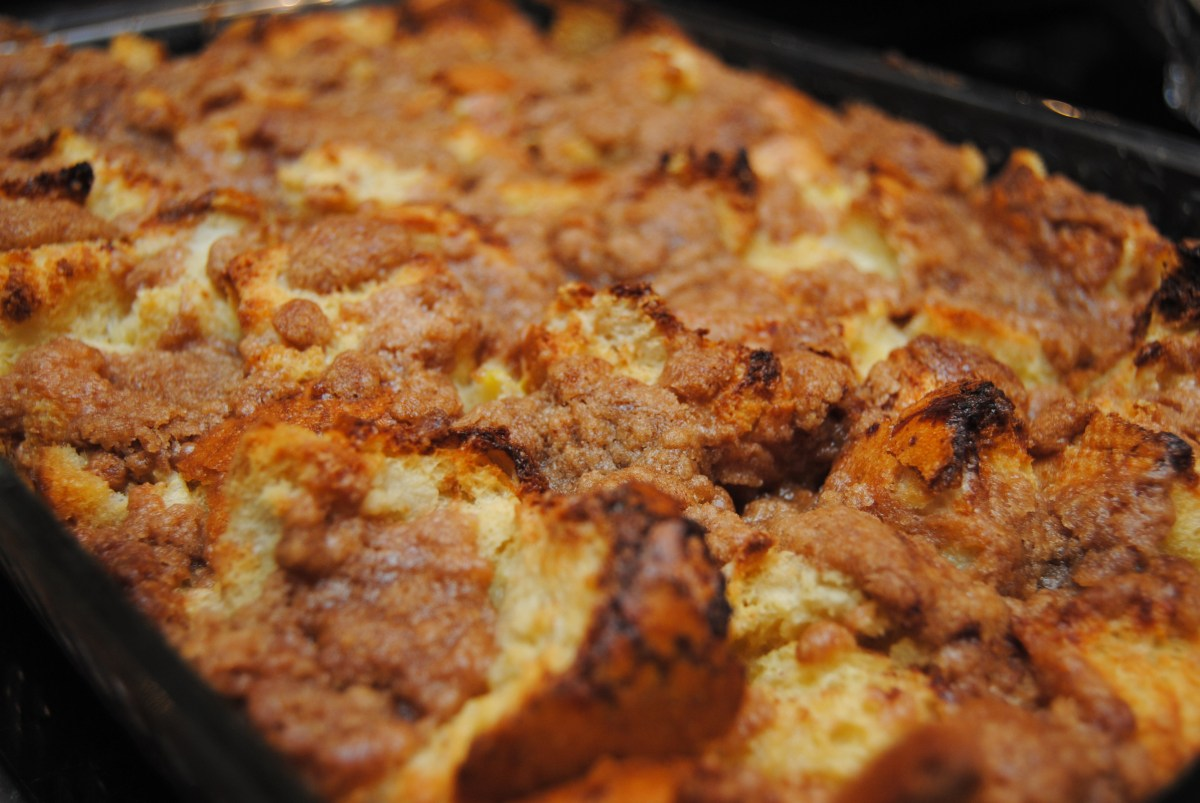 French Toast Casserole  Biscuits n Crazy