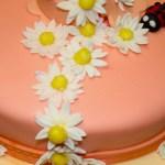 Fondant Hatbox Cake