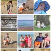 Snapshot: Lake Michigan Vacation