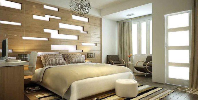 Inspirasi 13 Desain Kamar Tidur Modern Rustic Nyaman Dan Elegan Bisesa Contractor
