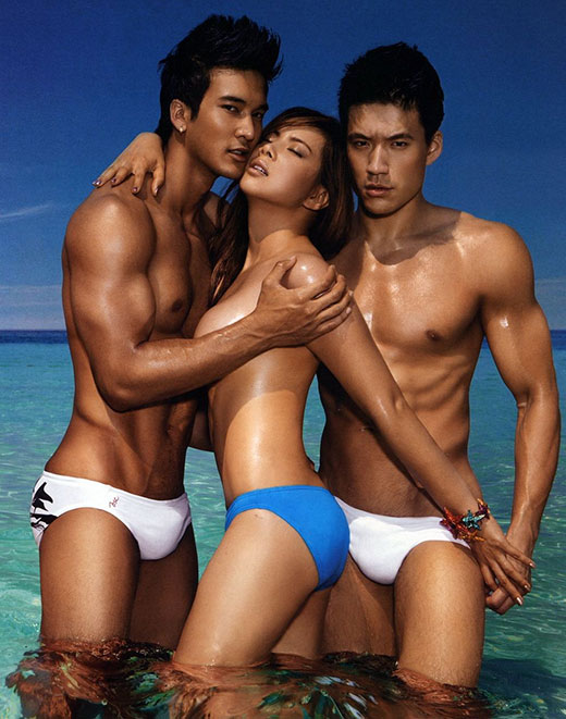 Speedo Threesome MFM