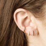 14 Cute and Beautiful Ear Piercing Ideas For Women