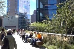NYC High Line Park