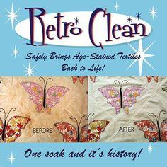retro clean