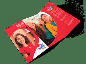 impressão catálogo