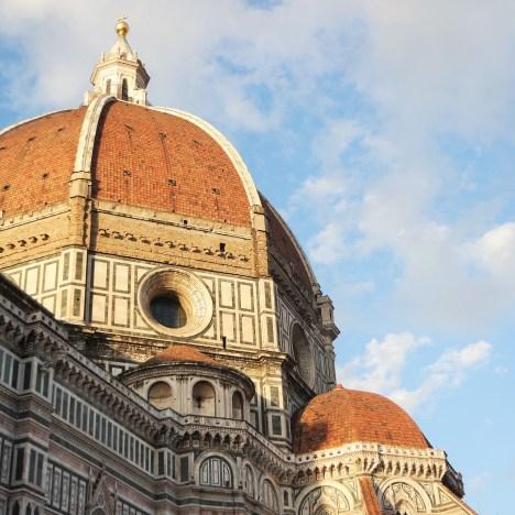 【法意】翡冷翠的旅途更年期 Mid-trip Menopause in Firenze