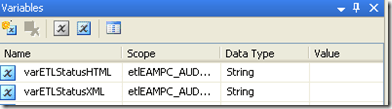 SSIS - Display Variable Value in a Script Task msgbox function (1/6)