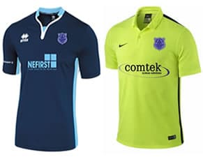 CLUB ANNOUNCE KIT SPONSORSHIP PACKAGES