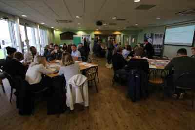 Club Hosts High Profile Regional Conference
