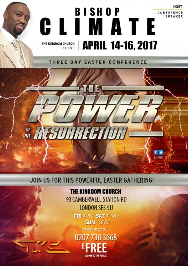 TKC Easter Conference