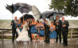 fun on location wedding photography affordable Elyria Ohio Bruce Bishop photographer