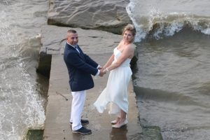 on location wedding photography Elyria Bishop Photography