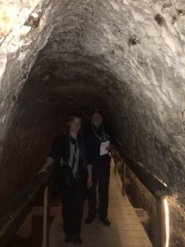 Megiddo tunnel 2016