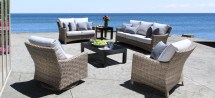 Cabana Coast Outdoor Patio Furniture Wicker Riverside