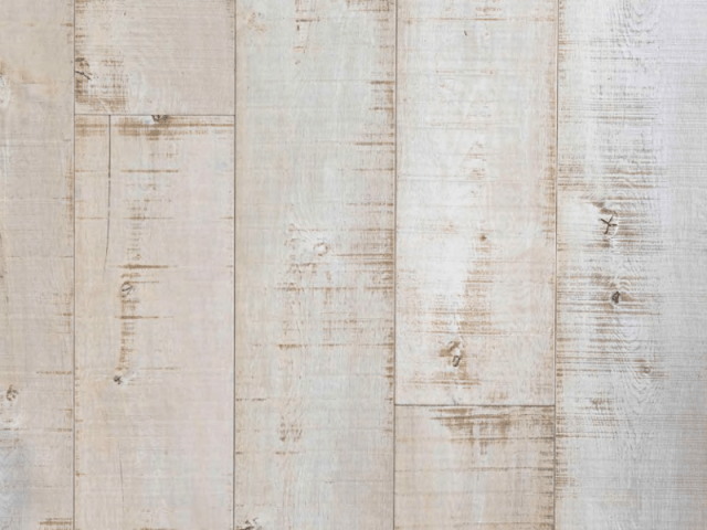 distressed look floor boards