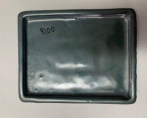 Ceramic drip tray (rectangle small)