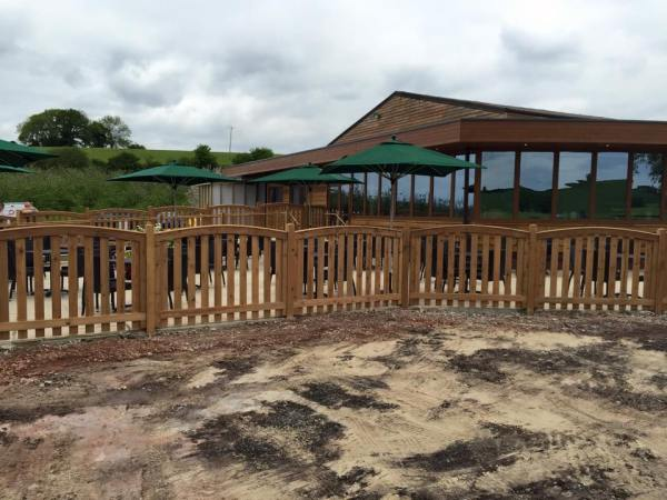 Rumwell Farm Shop's new cafe opened today at 12.30 :)