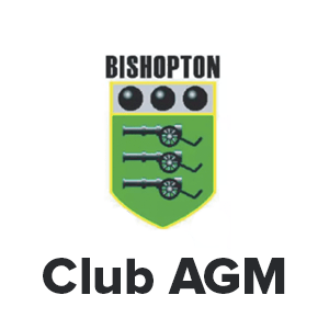 Club AGM: 27th June 2016