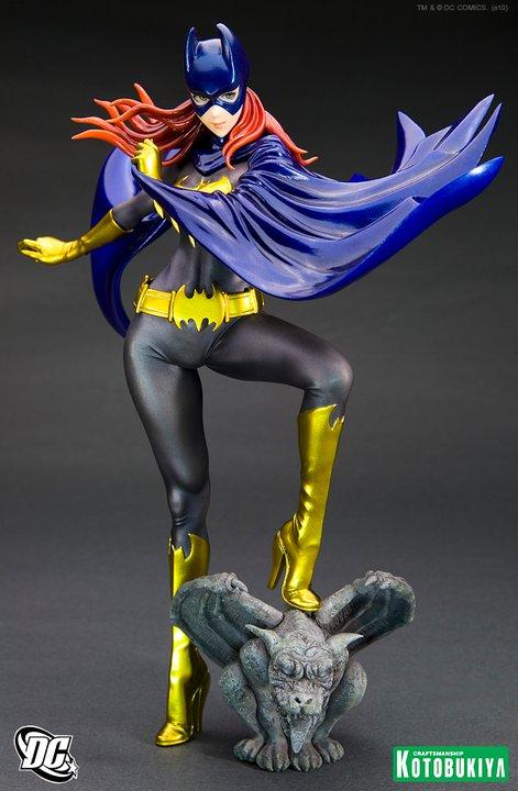 batgirl-bishoujo-statue-dc-comics