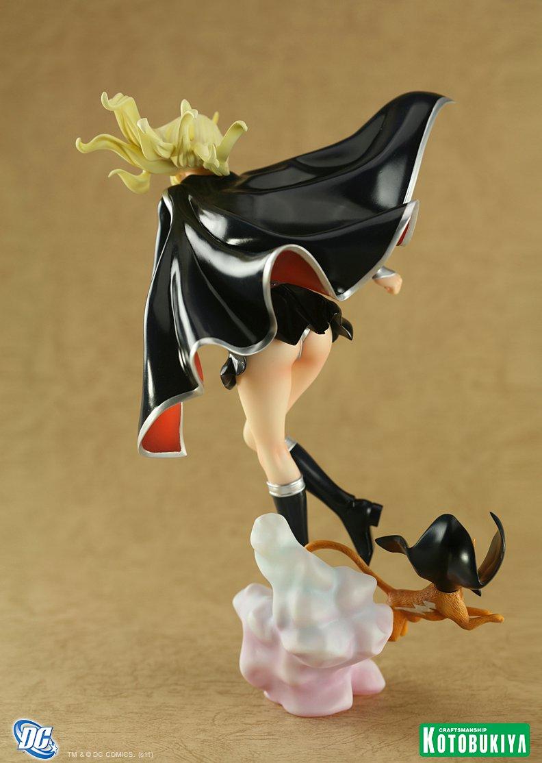 evil supergirl bishoujo statue bishoujo statues