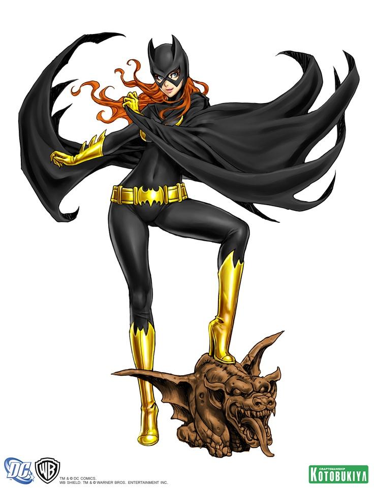 batgirl-black-costume-bishoujo-illustration-shunya-yamashita-kotobukiya-dc-comics