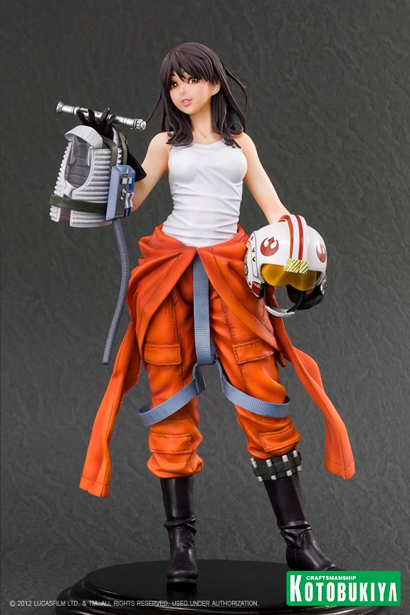 star-wars-jaina-solo-ARTFX-bishoujo-statue