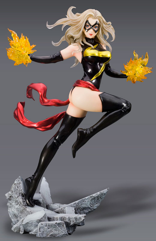 marvel-comics-ms-marvel-bishoujo-statue-5