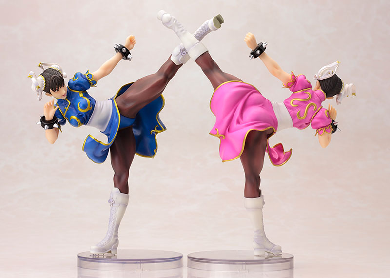 street-fighter-chun-li-pink-outfit-limited-version-bishoujo-statue-kotobukiya-8