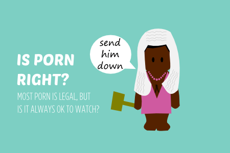 IS PORN RIGHT