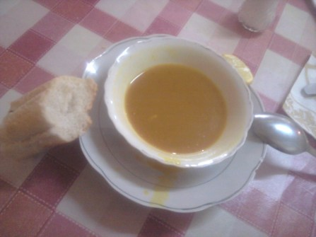 Potage (french; soup for the masses).