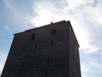 Tower of the Kost Castle.