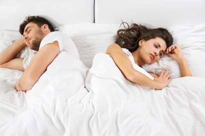 Dangers of a sexless marriage
