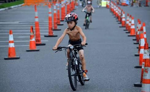 Triatlon Grubu Bisiklet Eğitimi (8-10 yaş grubu)