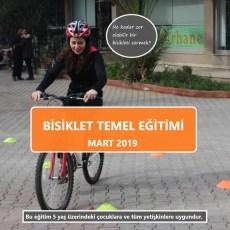 Bisiklet Temel Eğitimi – Mart 2019 Kayıtları