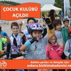 """Ankara'da """"Çocuk Kulübü"""" Açıldı!"""