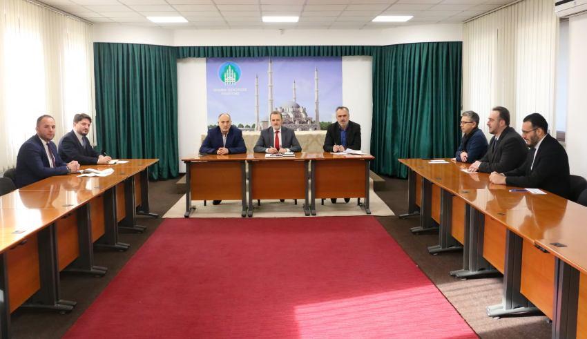 U konstitua Këshilli Drejtues i Institutit për Hulumtime dhe Studime Islame