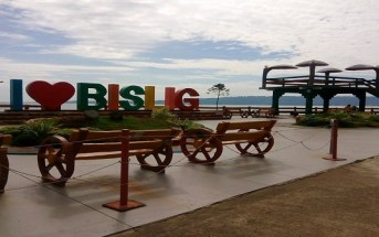 Baywalk in Bislig City